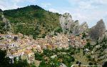 Базиликата – один из самых раритетных регионов италии