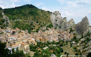 Базиликата — один из самых раритетных регионов италии
