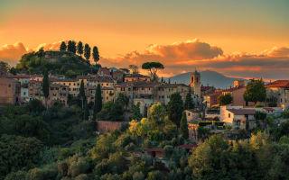 Регион тоскана в италии: 6 самых интересных мест