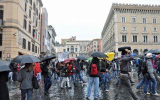 Италия в ноябре: погода, события, рекомендации