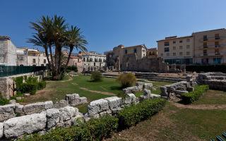 Город сиракузы на сицилии — родина архимеда. достопримечательности сиракуз, отели, как добраться