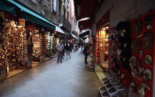 Шоппинг в венеции: магазины, рынки, аутлеты