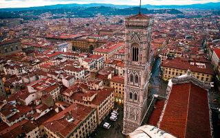 Экскурсии во флоренции: отзыв о гиде
