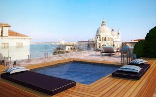 Самые романтичные отели венеции: тор-5