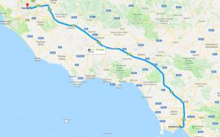 Как добраться из рима в неаполь и из неаполя в рим: поезд, автобус, билеты