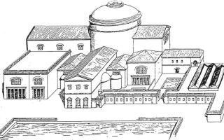 Термы каракаллы в риме: история, часы работы, билеты, как добраться