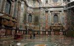 Капелла медичи во флоренции: описание, фото, история, часы работы