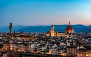 Как добраться от рима до флоренции и из флоренции в рим