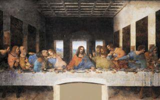 Картины леонардо да винчи в италии: где можно увидеть шедевры мастера