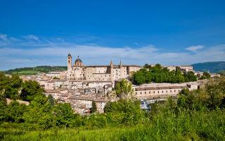 Достопримечательности урбино: что посмотреть на родине рафаэля в италии
