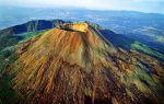 Вулкан везувий: самый известный вулкан в европе