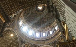 Собор святого петра в риме: история, часы работы и как добраться
