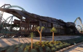 Мир чинечитты – первый кино-парк в италии для детей и взрослых