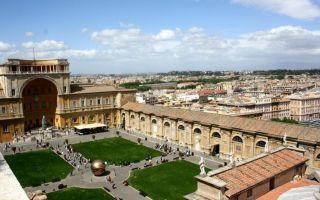 Музеи ватикана: топ-5 самых интересных мест