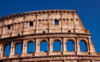 Колизей в риме: история, билеты, часы работы, как добраться