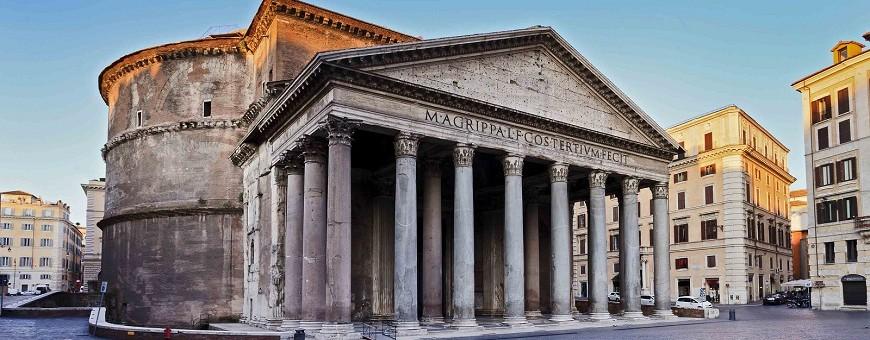 Пантеон в Риме – подробная информация с фото